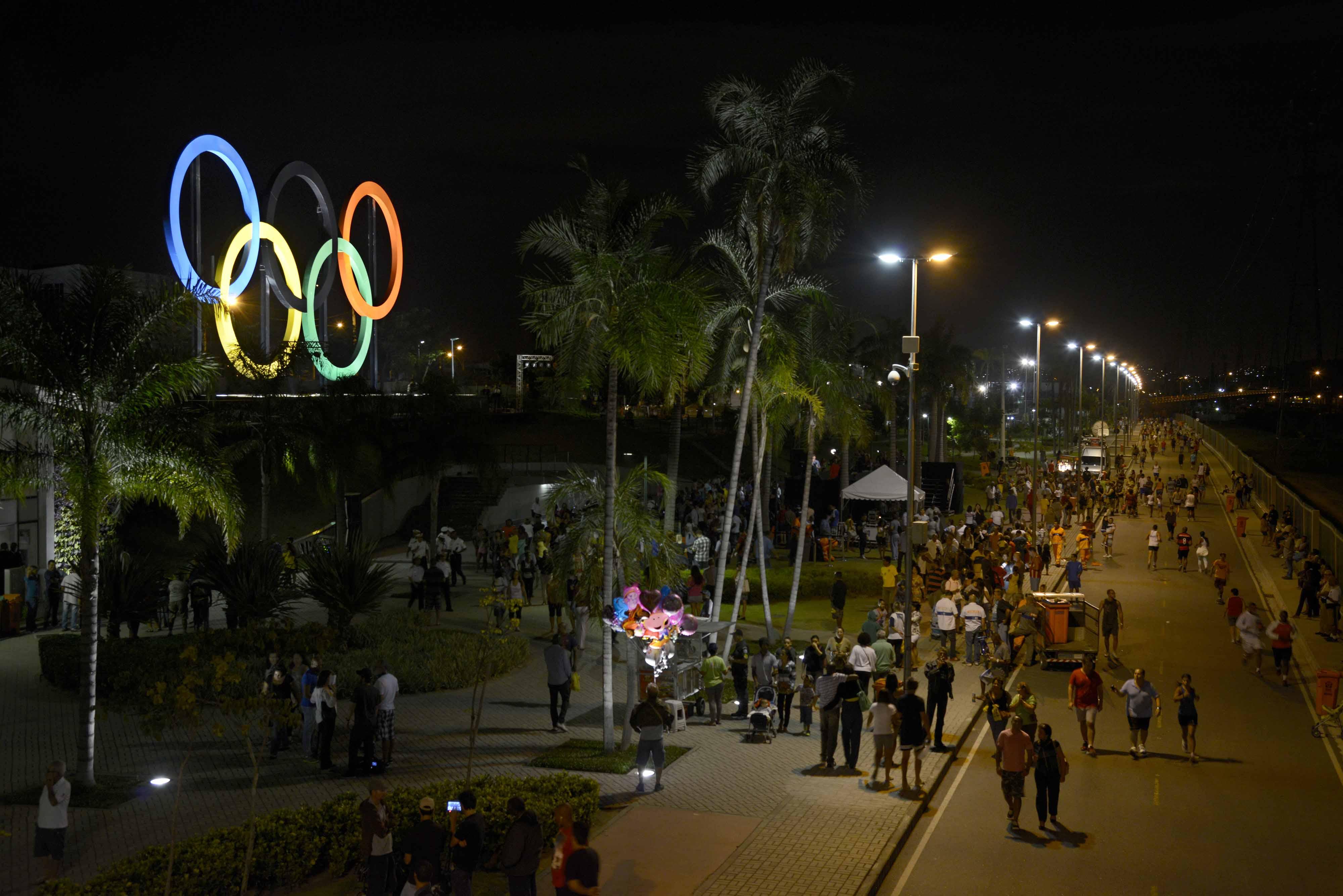 Juegos Olímpicos Rio 2016 Surpervisión de (Obras)