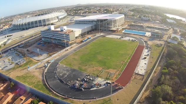 Centro de Formação Olímpica  Fortaleza (CE) — Rede do Esporte c9905aa8df209