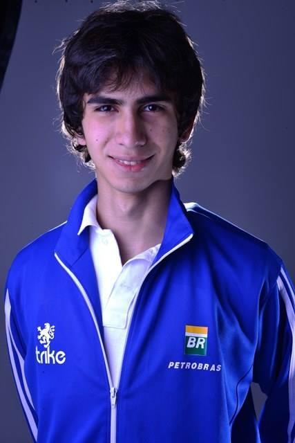 # Guilherme conquistou o bronze no Mundial de Puebla, no México, em julho