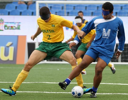 Futebol de 5 — Rede do Esporte ba5347aa1cf49