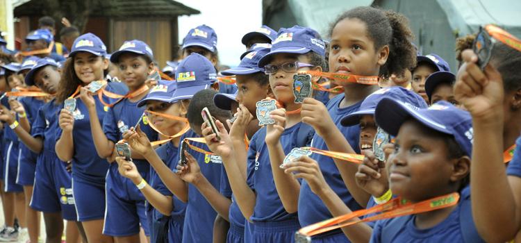 O Profesp objetiva democratizar o acesso à prática e à cultura do esporte. Foto: PH Freitas/MD