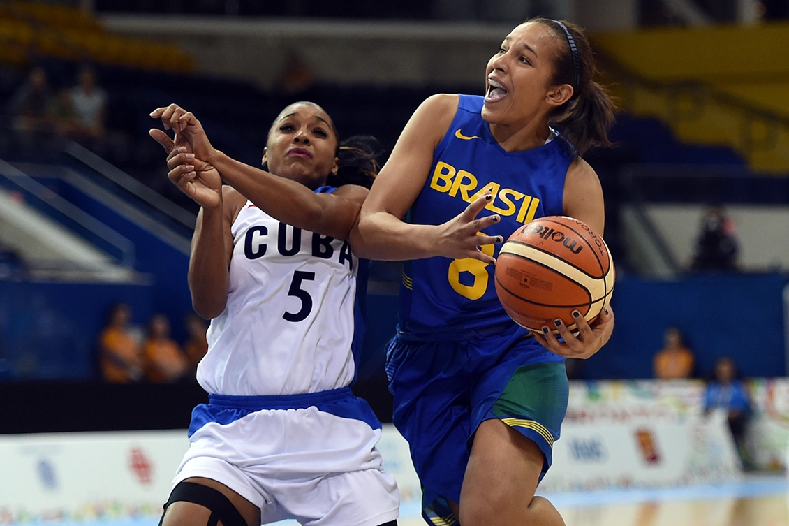 8a68bd53a4 Brasil perde para Cuba e fica fora do pódio do Pan no basquete ...