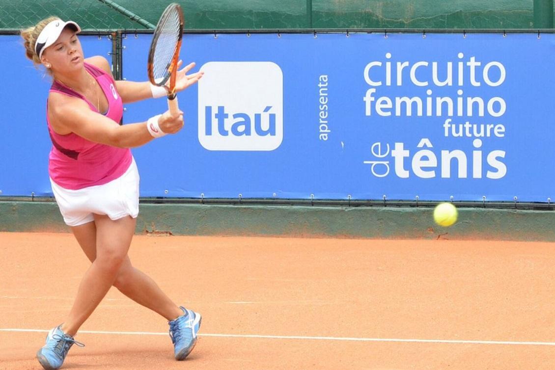 c319bee8484 Curitiba e Campinas recebem Circuito Feminino Future de tênis — Rede ...