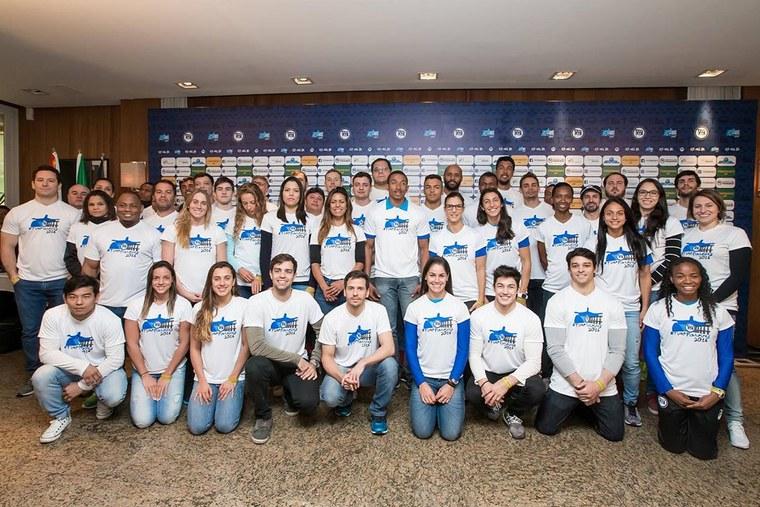 Jogos do Rio: o Esporte Clube Pinheiros, praticamente uma nação em busca de medalhas