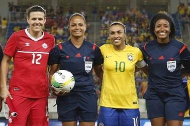 bad633cab2 A Confederação Brasileira de Futebol (CBF) anunciou nesta terça-feira  (08.03) dois amistosos da Seleção Brasileira feminina contra o Canadá
