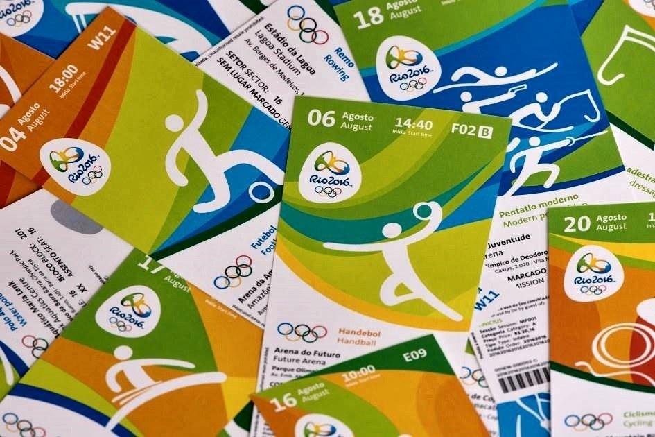 efe54b009 Rio 2016 libera venda de novos ingressos para sessões do tênis e finais do  handebol — Rede do Esporte