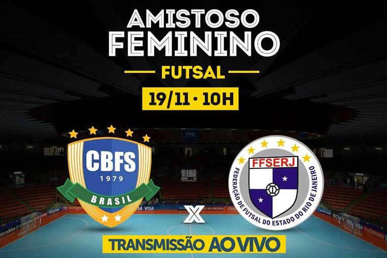 e6122082a2bc5 Seleção feminina de futsal realiza clínica no Parque Olímpico e mira Copa  América no Uruguai — Rede do Esporte