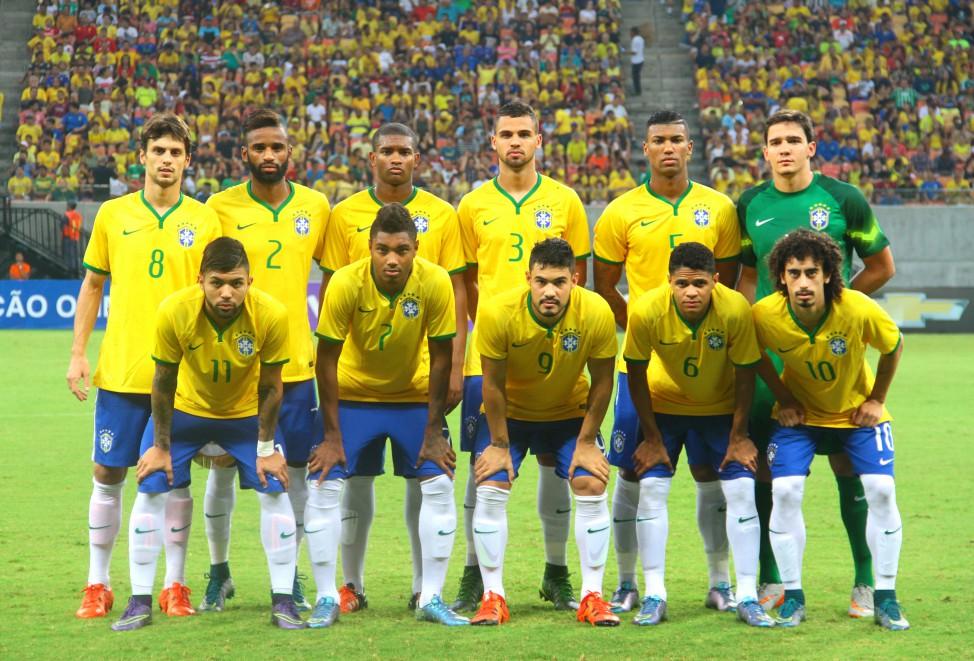 db31fa0450230 Seleção olímpica goleia República Dominicana e Haiti em amistosos ...