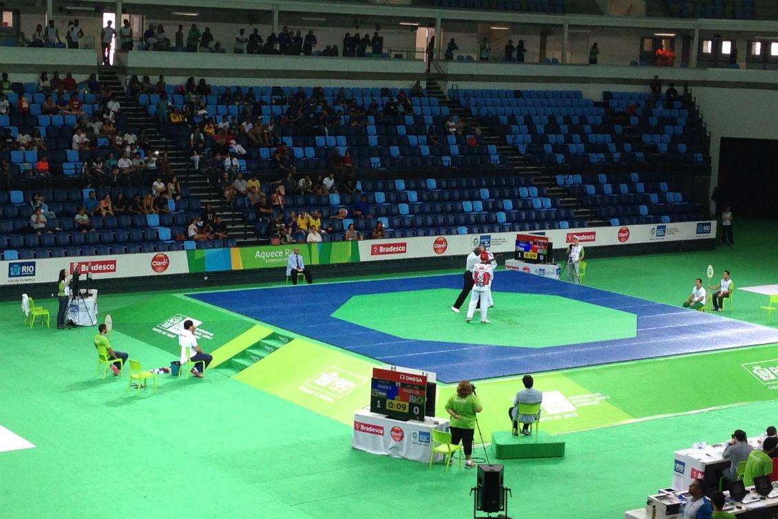 torneio-testa-area-de-luta-elevada-e-sistema-de-pontuacao-do-taekwondo