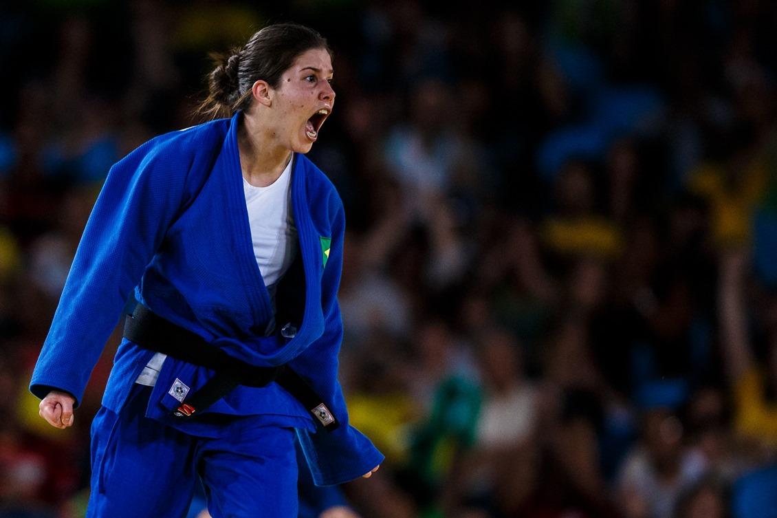 Alana Maldonado soma o ouro no Mundial à prata conquistada nos Jogos  Paralímpicos Rio 2016. Foto  Gabriel Heusi ME 278aa45c1c388