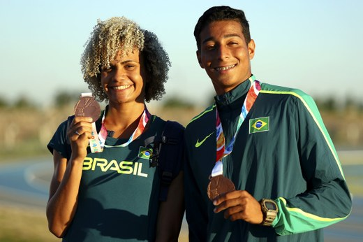 Campanha nacional nos Jogos Olímpicos da Juventude d968f3d6c1b36
