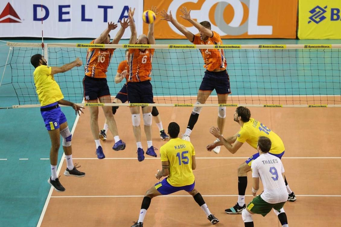 Brasil vence segundo amistoso contra a Holanda na reta final para o ... 20723a5a5d974