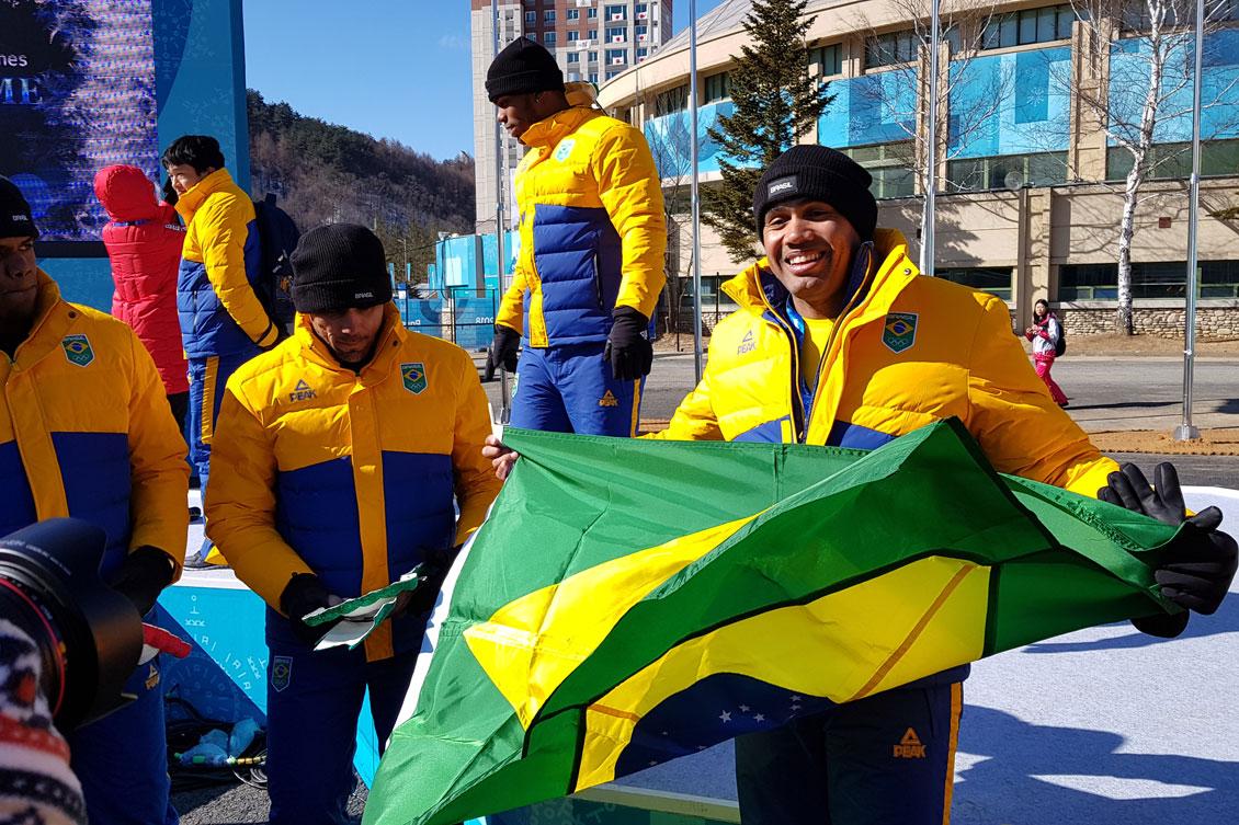 f59fb1be9f Jogos Olímpicos mais frios da história têm início nesta sexta — Rede ...