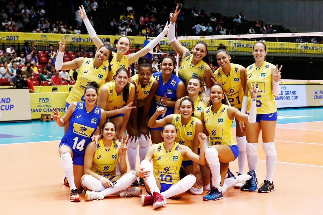 Seleção feminina de vôlei estreia com vitória sobre a Rússia — Rede ... 174871dfbaa6c