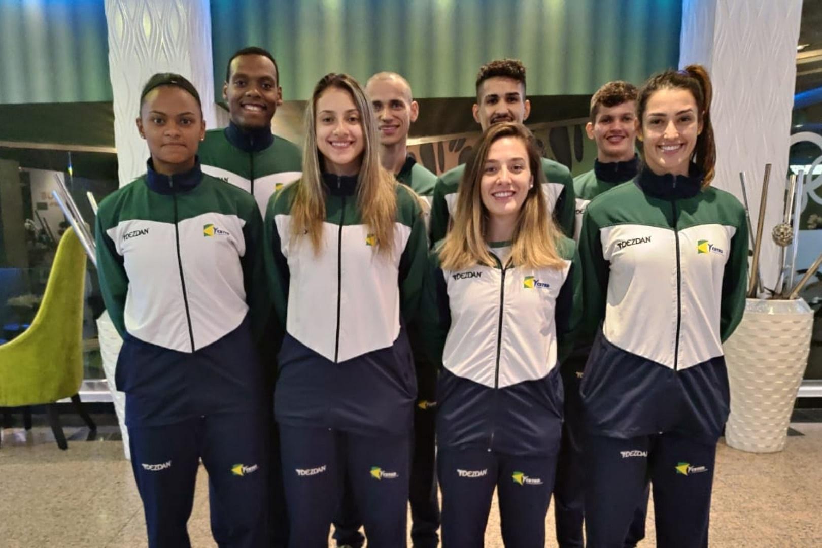 2ce3c535232 seleobrasileiradetaekwondo.jpeg  Brasil garante oito vagas para disputar ...
